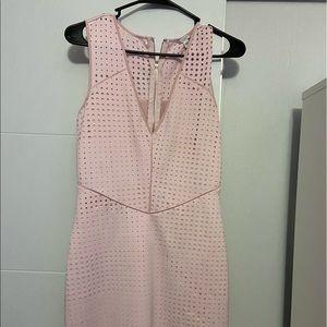 Beautiful blush pink Guess dress size Small
